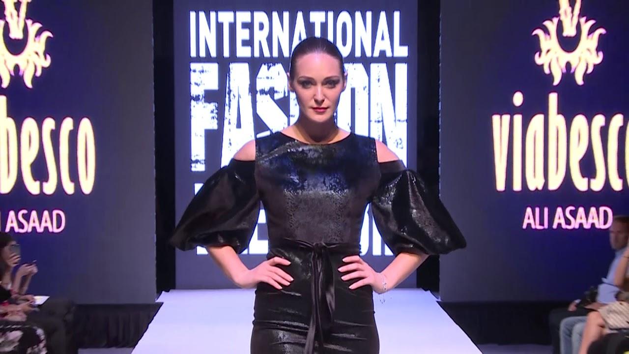 Viabesco By Ali Asaad- Syria @ International Fashion Week Dubai S5