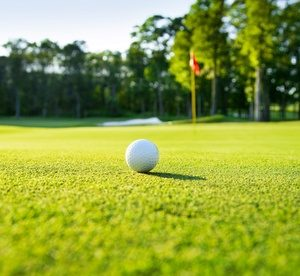 18 Holes of Golf with a Healthy Meal Choice