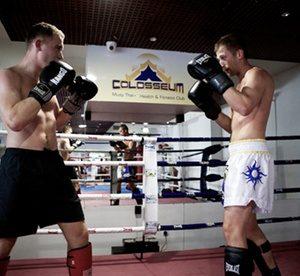 Muay Thai Training Sessions