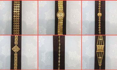 Dubai Gold Bracelet Designs For Women/Ladies/Girls   Designer Gold Bracelets New Collection