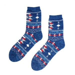 Mens Retro Folk-custom Cotton Thicken Socks-Newchic-