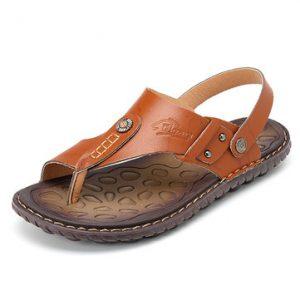 Large Size Men Cool Sandals-Newchic-Multicolor