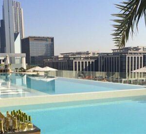 Sofitel Pool & AED 100 Spend