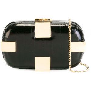 Corto Moltedo Susan Shock clutch bag - Black-