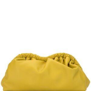 Mansur Gavriel cloud clutch - Yellow-