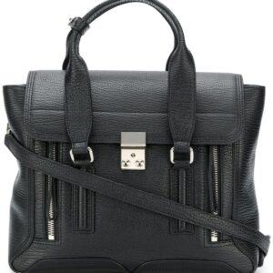 3.1 Phillip Lim Pashli medium satchel bag - Black