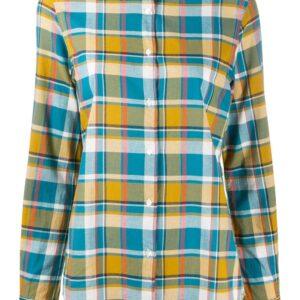 Aspesi relaxed fit shirt - Yellow