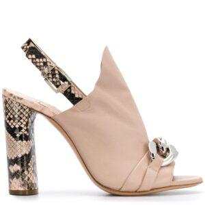 Casadei Patrizia sandals - NEUTRALS