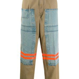 Diesel workwear trousers - Green
