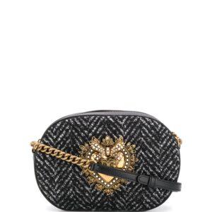 Dolce & Gabbana Devotion crossbody abg - Black