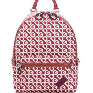 Dolce & Gabbana Vulcano backpack - Red