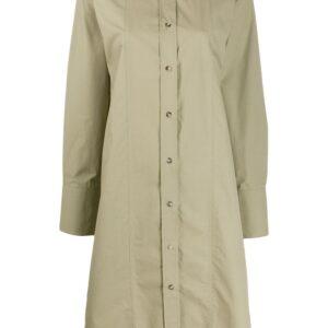 Joseph Axton boxy-fit shirt dress - Green