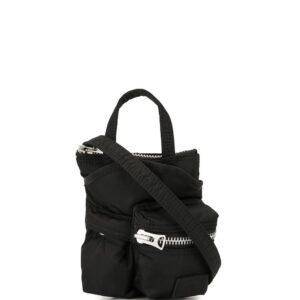 Sacai x Porter Yoshida & Co. Small Pocket bag - Black