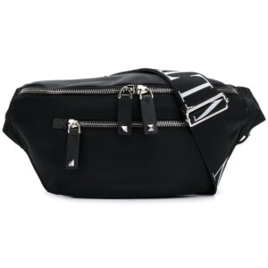 Valentino Garavani VLTN Rockstud belt bag - Black