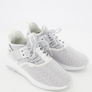 Womens Ax Eon Lace Shoes White/Nimbus Cloud