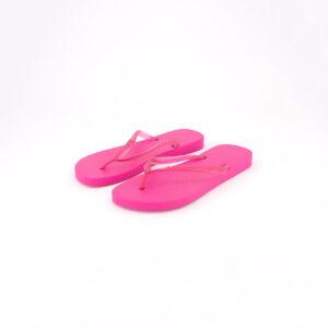 Womens Classica Tan Fem Slippers Pink