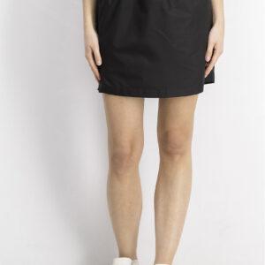 Womens Classics Woven Skirt Black