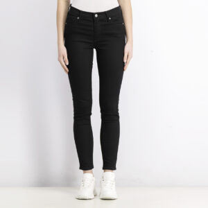 Womens Denim True Skinny Jeans Black