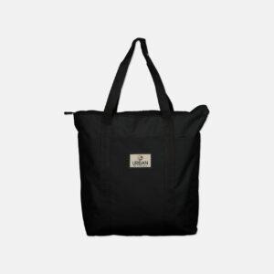 Womens Dina Tote Bag H 40.5 x L 46 x W 11 cm Black