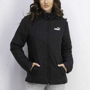 Womens Essential Padded Jacket Black