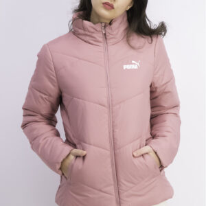 Womens Essential Padded Jacket Pink