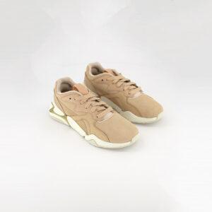 Womens Nova Pastel Grunge Shoes Peach/White