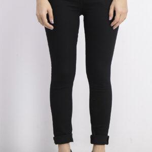 Womens Paty Skinny Jeans Black