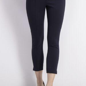 Womens Petite Skinny High Rise Pontle Pant Navy Blue
