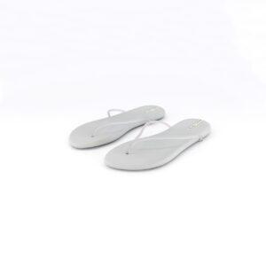 Womens Philippe Starck Thing M II Slipper Light Grey