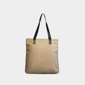 Womens Plain Totes Bag 43 L x 41.5 H x 11 W cm Blush/Brown