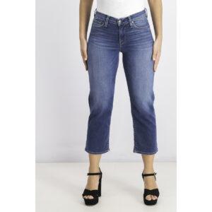 Womens Stella Bondi Straight Crop Jeans Blue Wash
