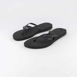Womens Style 2 Tria Slipper Black