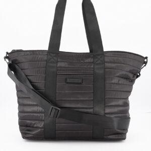 Womens Wooster Tote Bag 32.5 H x 50 L 15 W cm Black