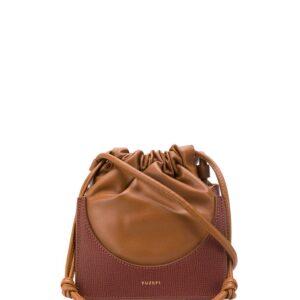 Yuzefi Pouchy mini bag - Brown